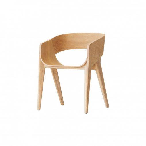 fauteuil bois en hêtre